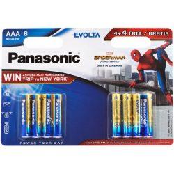 Panasonic Evolta AAA batérie (8 ks)